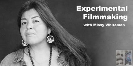 Experimental Filmmaking with Missy White tickets