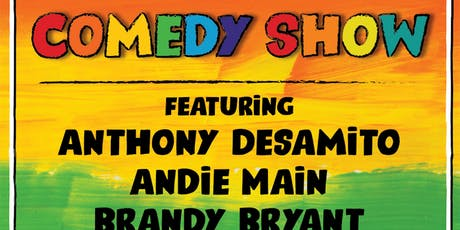 PFLAG comedy benefit tickets