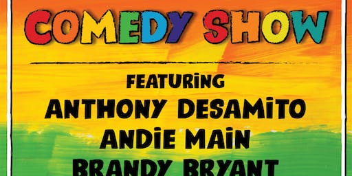 PFLAG comedy benefit