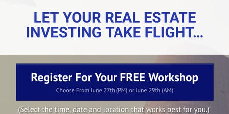 Discover Real Estate Investing - Free Workshop - Clayton, MO tickets