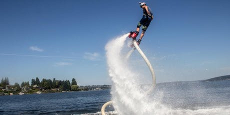 Flyboarding & Paddleboarding w Transport - 06/29/2019 Saturday tickets
