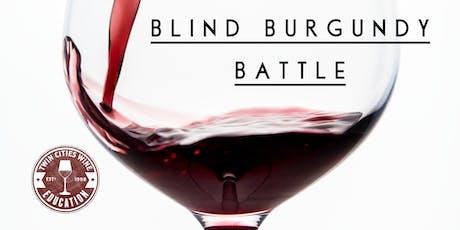 Blind Burgundy Battle 2019: Chardonnay and Pinot Noir showdown tickets