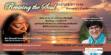 Reviving the Soul | Faith & Fitness Women's Conference tickets