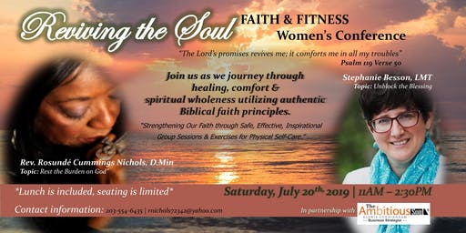 Reviving the Soul | Faith & Fitness Women's Conference