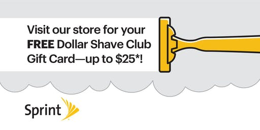 Free Father's Day Gifts at Sprint!