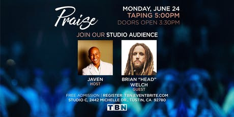 """CA - Brian """"Head"""" Welch with Javen tickets"""