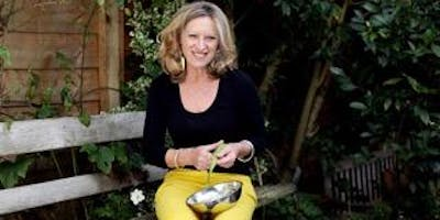 The 3rd Cookbook Festival Supper Club with Lindsey Bareham