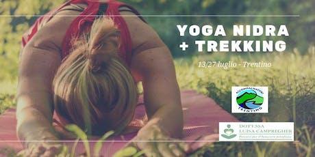 Yoga Nidra + Trekking biglietti