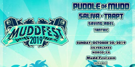 Mudd Fest- Silverlakes with Puddle of Mudd, Saliva, Trapt, Saving Abel and Tantric  tickets