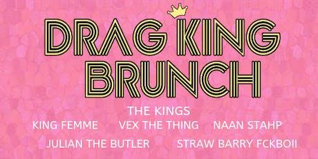 Grrrl Uninterrupted: Drag King Brunch tickets
