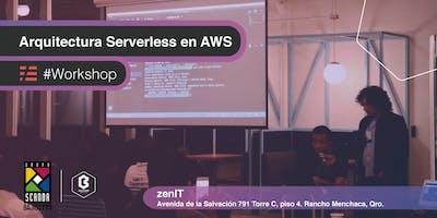 Arquitectura Serverless en AWS
