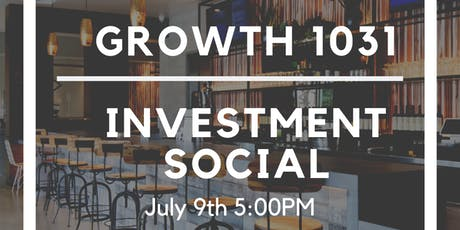 Growth 1031, Inc. Presents: Investment Social tickets