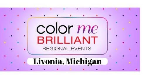 Color Me Brilliant- Livonia Meeting