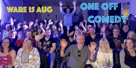 One-Off Comedy Night - Ware - The Mixer tickets