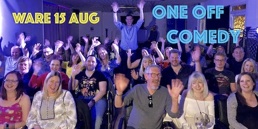 One-Off Comedy Night - Ware - The Mixer
