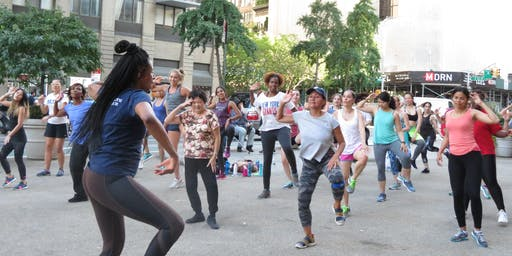 Flatiron Wellness Wednesday - Zumba