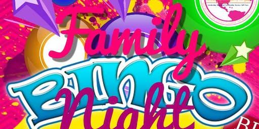 Vendor Sponsorship - Legacy Leadership Academy for Girls [Family Bingo Night]
