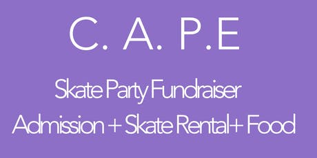 CAPE's School is out Skate Party  tickets