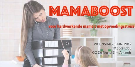 Mamaboost tickets