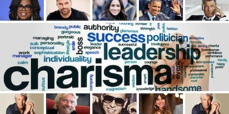 Carisma  - La formula para lograr Efectividad y Afectividad Social entradas