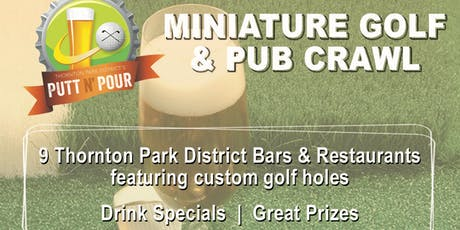 TPD Putt N' Pour tickets