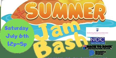 Summer Jam Bash tickets