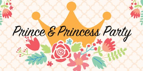 Prince & Princess Party at State Street Theater tickets