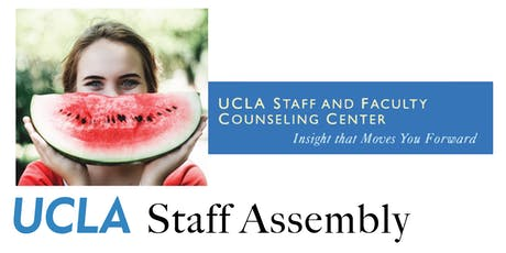 UCLA Staff Assembly L@L: The Psychology of Happiness (UCLA SFCC) tickets