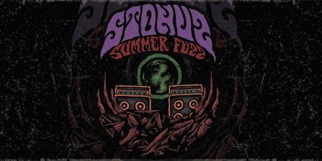 Stonus Summer Fuzz tickets