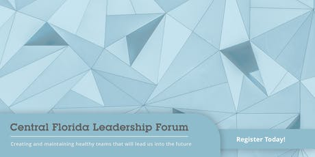 Central Florida Leadership Forum tickets
