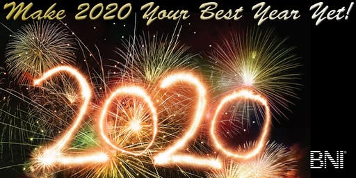 Calgary - Make 2020 Your Best Year in Business Yet!
