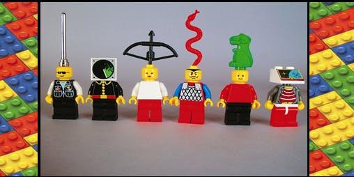 Serious Lego Play: Utilizing Imagination to Problem-Solve