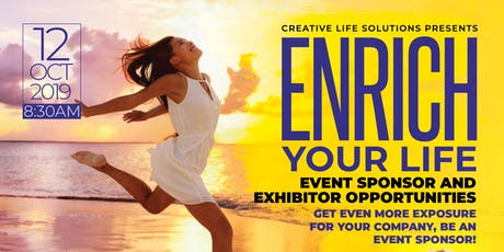 6th Annual Enrich Your Life Event  tickets