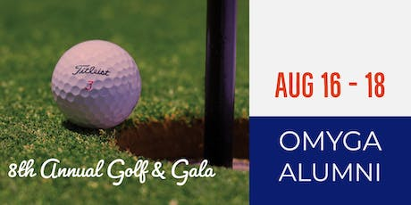 The 8th Annual OMYGA Alumni Golf & Gala Event tickets