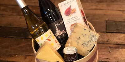 Summer Wine and Cheese Pairing