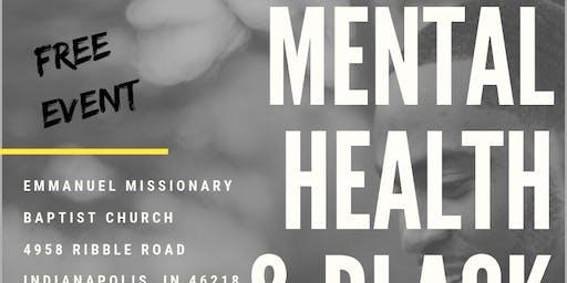 Black Men and Mental Health (Love Jordan screening)