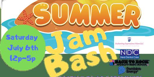 Summer Jam Bash!!