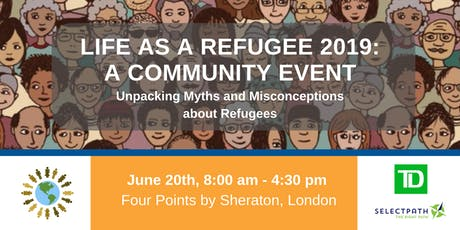 Life as a Refugee 2019: A Community Event tickets