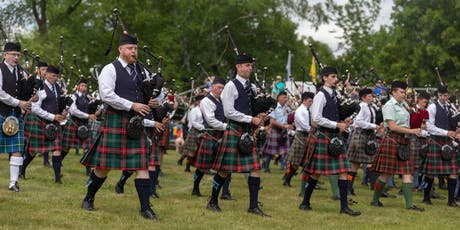 NB Highland Games Festival tickets