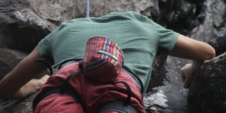 Rock Climbers: Upper Extremity Injury Prevention tickets