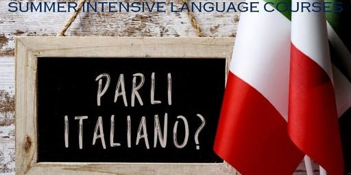 ITALIAN INTENSIVE LANGUAGE COURSE (Advanced Beginners - 1 week)
