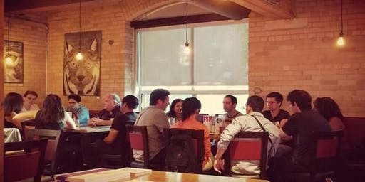 RGD Designers + Drinks + Discussions - Markham