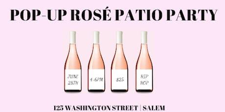 Pop-Up Rosé Patio  Party tickets