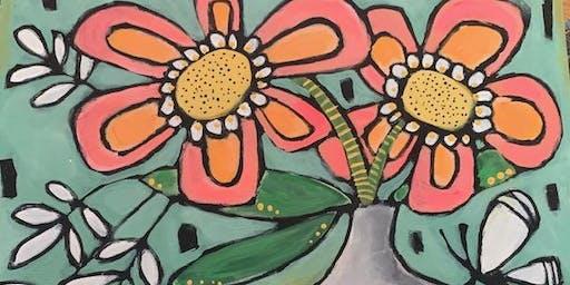 Wood DeSIGN - Flowers