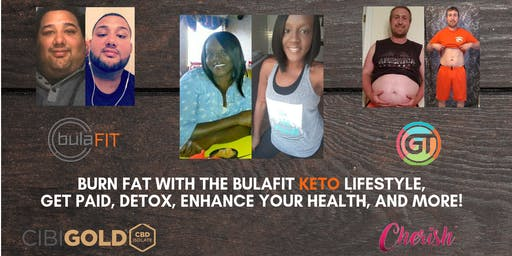 Looking to Burn Fat & Get Paid? Get BulaFIT! Keto Made Easy! (Baltimore)