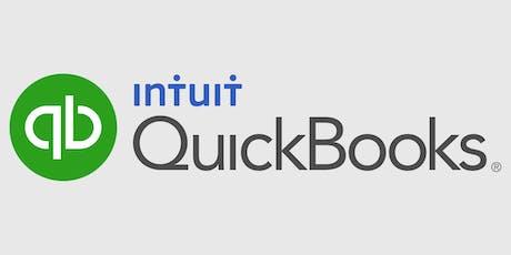 QuickBooks Desktop Edition: Basic Class | Charleston, South Carolina tickets