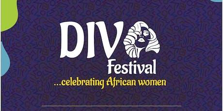 DIVA Festival tickets
