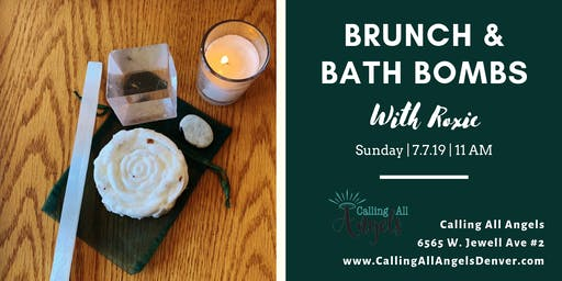 Bruch and Bath Bombs