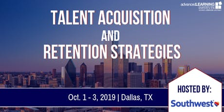 Talent Acquisition and Retention Strategies tickets