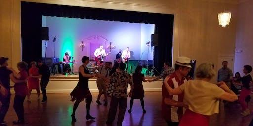Billy Buchanan's Sock Hoppin', Beboppin', Juke Joint Jamboree!